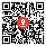 Hotel Gletscherblick Location QR Code zum fotografieren
